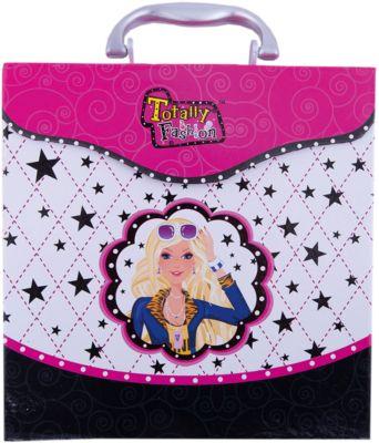 Игровой косметический набор  Компакт , Totally Fashion, артикул:5418941 - Наборы детской косметики