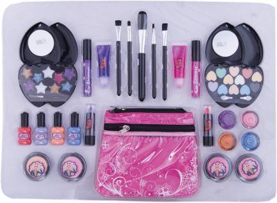 Большой игровой набор с косметичкой, Totally Fashion, артикул:5418943 - Наборы детской косметики