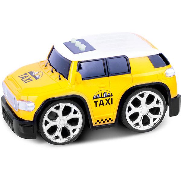 Blue Sea Машинка интерактивная со светом и звуком, лимонная, Blue Sea машинка детская tomy с вибрацией и звуком