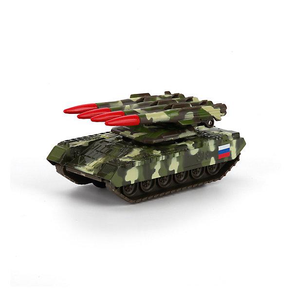 ТЕХНОПАРК Танк, с ракетной установкой, ТЕХНОПАРК цена в Москве и Питере