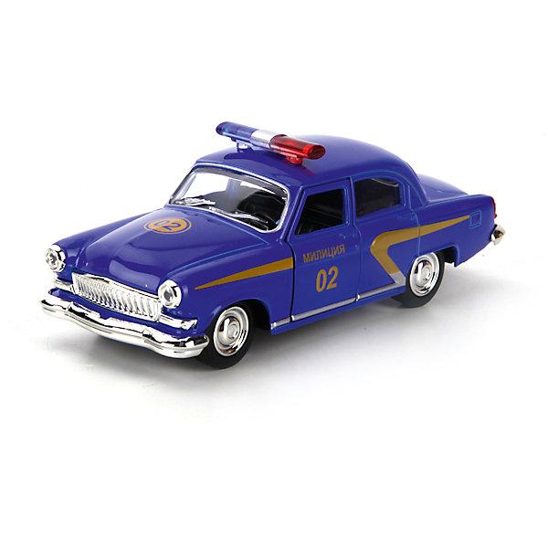 Машина ГАЗ Волга 21 милиция, ТЕХНОПАРКМашинки<br>Характеристики:<br><br>• тип игрушки: машина;<br>• возраст: от 3 лет;<br>• размер: 15х13х6 см;<br>• цвет: синий;<br>• материал: металл, пластик;<br>• бренд: Технопарк;<br>• страна производителя: Китай.<br><br>Машина Технопарк «ГАЗ Волга 21 милиция» станет отличным подарком, как для ребенка, так и для взрослого коллекционера. Игрушка оборудована встроенным инерционным механизмом, что позволяет приводить машину в движение без использования батареек. Корпус модели выполнен из металла, остальные детали из пластика. Передние двери машинки открываются. Автомобиль отличается высокой степенью детализации и тщательной проработкой всех элементов.<br><br>Тематические игры с интересными сюжетами разбудят воображение ребёнка, а манипуляции с игрушкой потренируют мелкую моторику пальцев рук. Масштабные модели от компании «Технопарк» отличаются качественными ударопрочными материалами, продлевающими долговечность изделия тщательным исполнением со вниманием ко всем деталям, и имеют требуемые сертификаты соответствия для детских игрушек.<br><br>Машину Технопарк  «ГАЗ Волга 21 милиция» можно купить в нашем интернет-магазине.<br>Ширина мм: 60; Глубина мм: 130; Высота мм: 160; Вес г: 160; Возраст от месяцев: 36; Возраст до месяцев: 84; Пол: Мужской; Возраст: Детский; SKU: 5420348;
