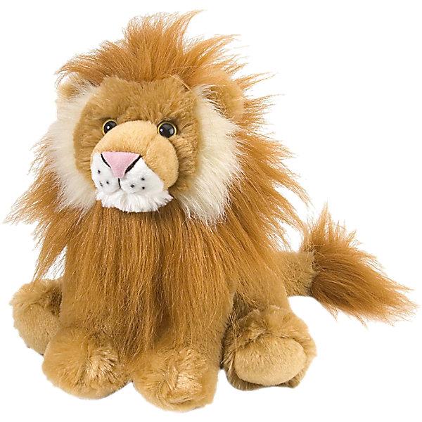 Картинка для Wild Republic Мягкая игрушка Wild Republic Львенок, 24 см