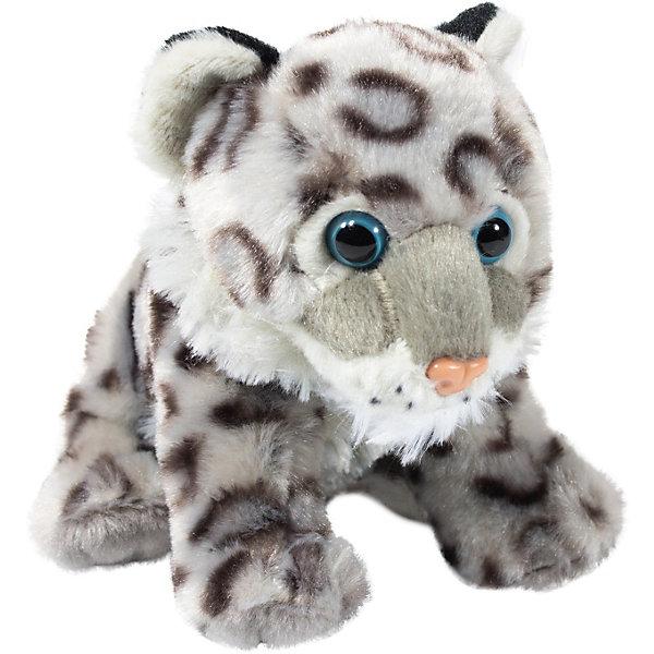 Картинка для Wild Republic Мягкая игрушка Wild republic CuddleKins Снежный барс, 27 см