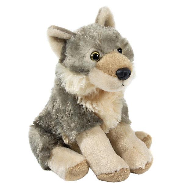 Wild Republic Мягкая игрушка republic CuddleKins Волк, 24 см