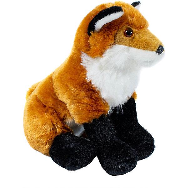 Wild Republic Мягкая игрушка republic CuddleKins Лиса, 38 см