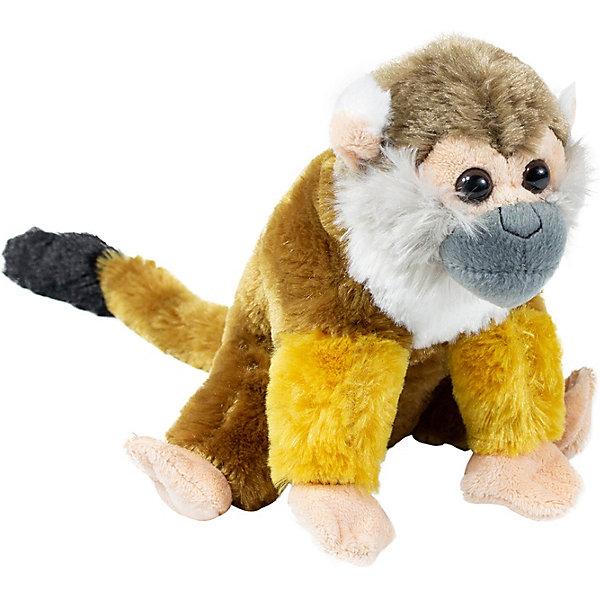 Wild Republic Мягкая игрушка republic CuddleKins Беличья обезьянка, 38 см