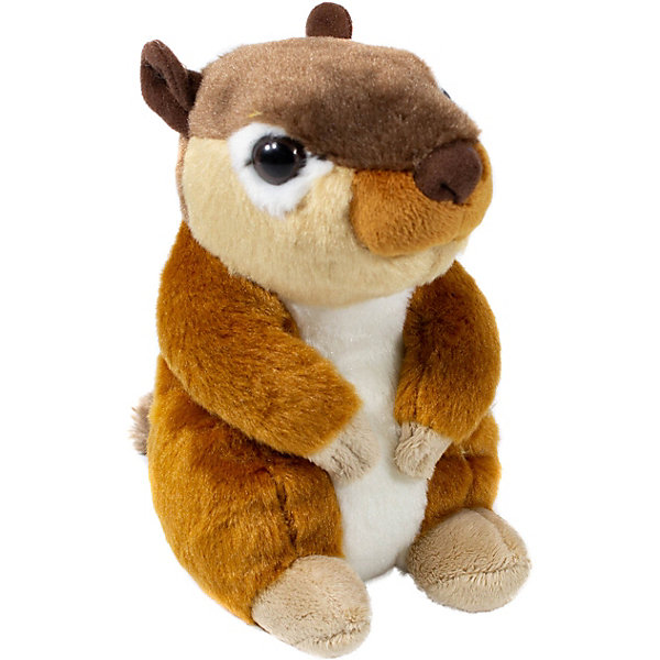 Wild Republic Мягкая игрушка republic CuddleKins Бурундук, 22 см