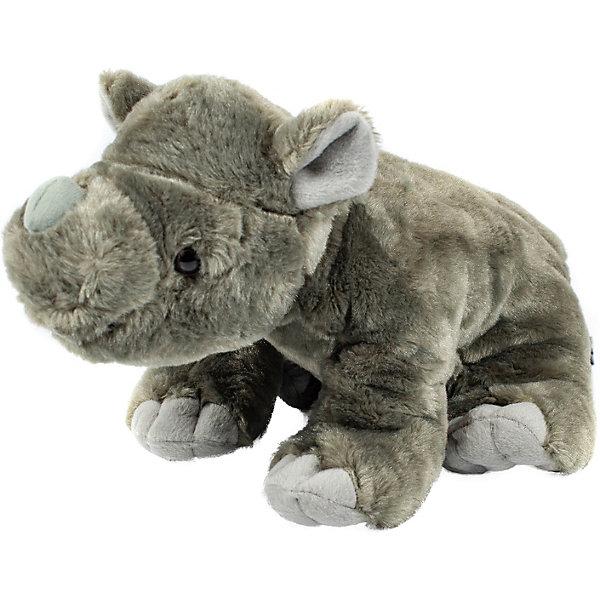 Wild Republic Мягкая игрушка republic CuddleKins Детёныш носорога, 33 см