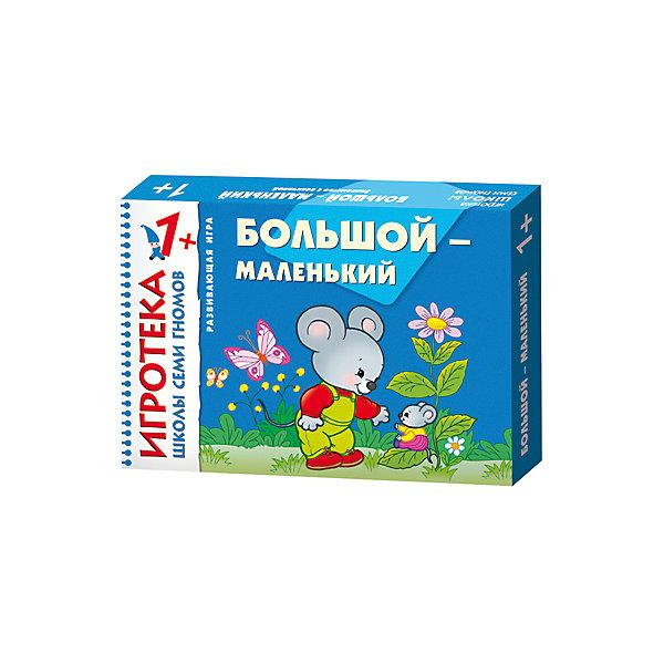 Мозаика-Синтез Обучающая игра Школа семи гномов Большой-маленький корвет обучающая игра головоломка мозаика озеро
