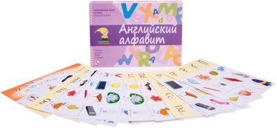 Фото - Мозаика-Синтез Карточки Английский язык в играх: английский алфавит, Школа семи гномов пазлы апплика мозаика мягкий алфавит английский