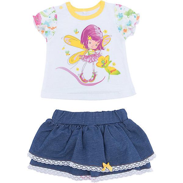 Soni Kids Комплект для девочки Soni Kids soni kids комплект платье и позязка на голову для девочки soni kids