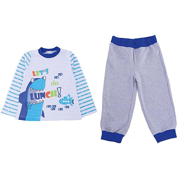 Комплект для мальчика  Soni KidsКомплекты для новорожденных<br>Комплект для мальчика  Soni Kids<br>Состав:<br>100% хлопок; 95% хлопок 5% лайкра кулирная гладь, футер<br>Ширина мм: 157; Глубина мм: 13; Высота мм: 119; Вес г: 200; Цвет: белый; Возраст от месяцев: 6; Возраст до месяцев: 9; Пол: Мужской; Возраст: Детский; Размер: 74,98,92,86,80; SKU: 5432205;