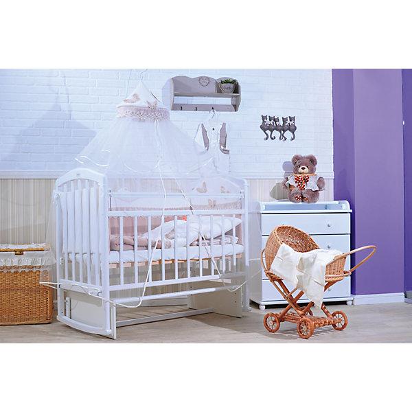 GulSara Комплект в кроватку GulSara 7 предметов, 320 с держателем
