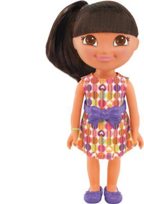 Кукла «День рождения Даши», Fisher Price, Даша-путешественница, артикул:5434144 - Даша-путешественница