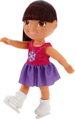 Кукла Даша на катке, Fisher Price, Даша-путешественница, артикул:5434145 - Даша-путешественница