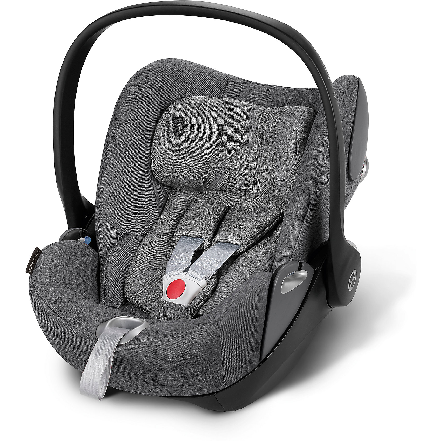 Автокресло Cybex Cloud Q, 0-13 кг, Plus Manhattan Grey