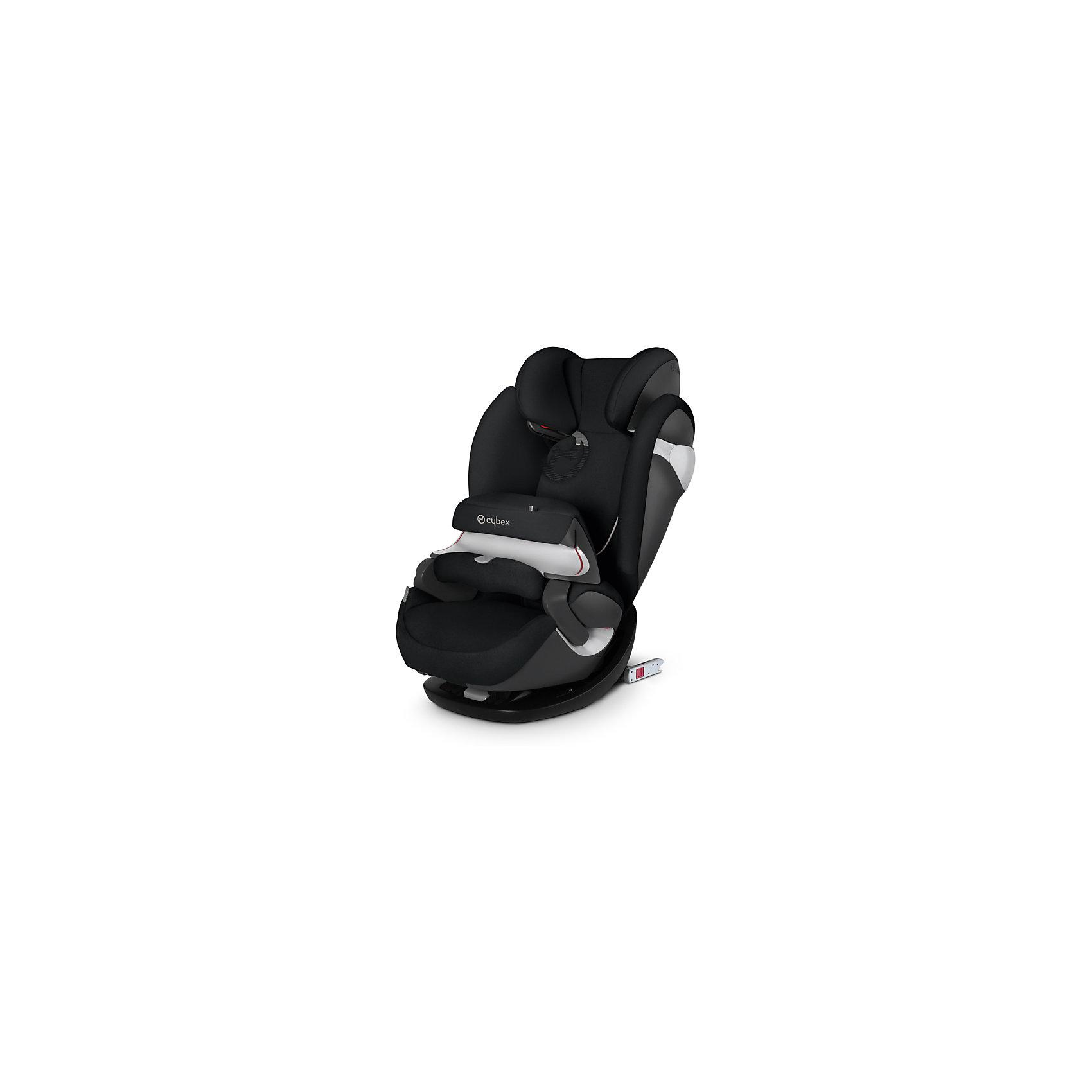 Автокресло Cybex Pallas M-Fix, 9-36 кг, Stardust Black