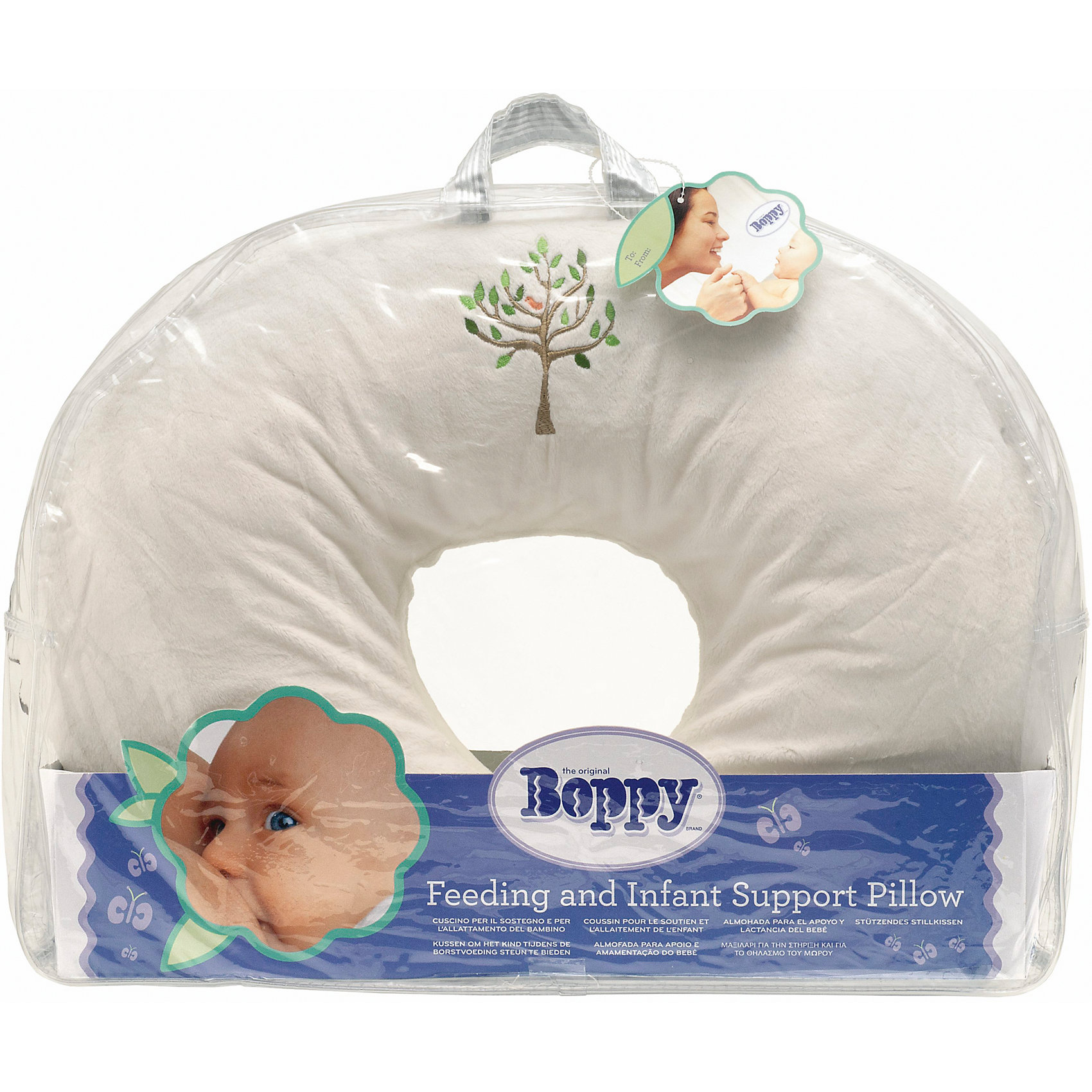 Подушка для кормления BOPPY TREE OF LIFE, Chicco (CHICCO)