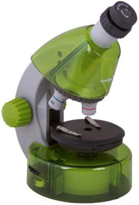 Микроскоп Levenhuk LabZZ M101 Lime\Лайм, артикул:5435286 - Оптические приборы