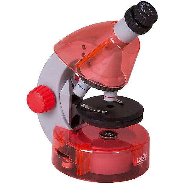 цена на Levenhuk Микроскоп Levenhuk LabZZ M101 Orange\Апельсин