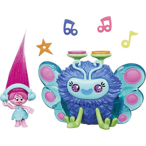 Hasbro Игровой набор Trolls Город троллей Диджей Баг hasbro trolls b9885 тролли набор город троллей диджей баг