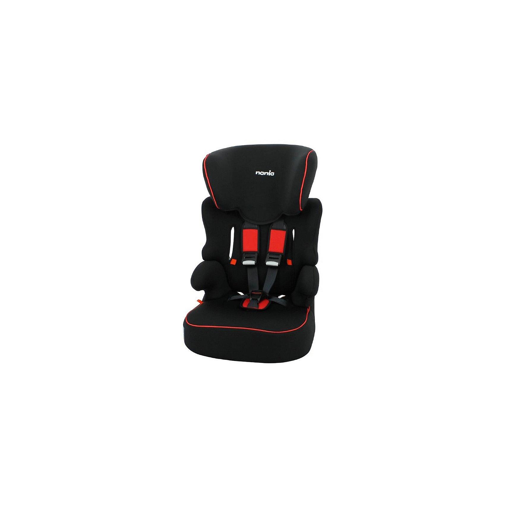 Автокресло Nania Beline SP Eco, 9-36 кг, red