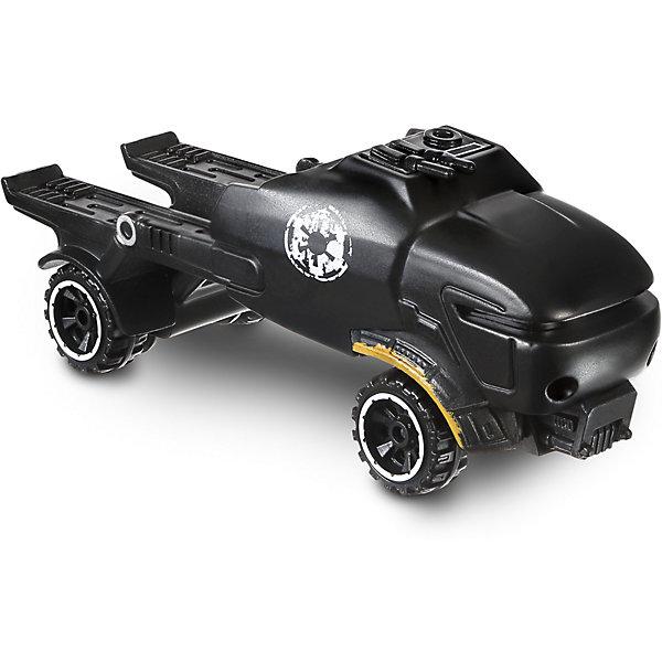 Машинка Hot Wheels Star Wars R1 Seal Droid SWПопулярные игрушки<br>Характеристики:<br><br>• оформление: Звездные войны;<br>• высокая детализация;<br>• серебристый корпус;<br>• в комплекте коллекционная монета;<br>• материал: металл;<br>• размер упаковки: 17х14х5 см.<br><br>Гонки с машинками Hot Wheels – увлекательное занятие для ребят от 3 лет и старше. Культовые машинки Hot Wheels оформлены в стиле Star Wars. Металлический корпус машинки, диски и клетка безопасности. Длина машинки около 6 см. <br><br>Машинку  Hot Wheels Star Wars можно купить в нашем интернет-магазине.<br>Ширина мм: 140; Глубина мм: 40; Высота мм: 165; Вес г: 91; Возраст от месяцев: 36; Возраст до месяцев: 72; Пол: Мужской; Возраст: Детский; SKU: 5440259;