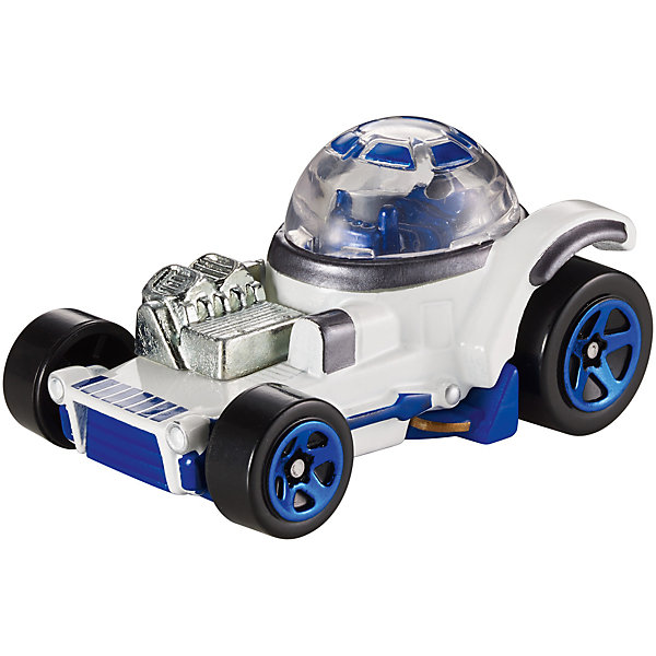 Mattel Машинка Hot Wheels Star Wars R2-D2 SW игровой набор hot wheels star wars tie fighter cgn33 cmt37