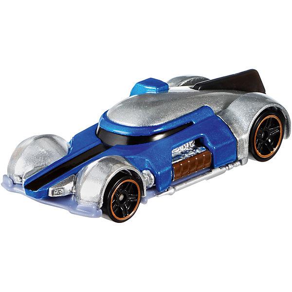 Mattel Машинка Hot Wheels Star Wars Jango Fett SW