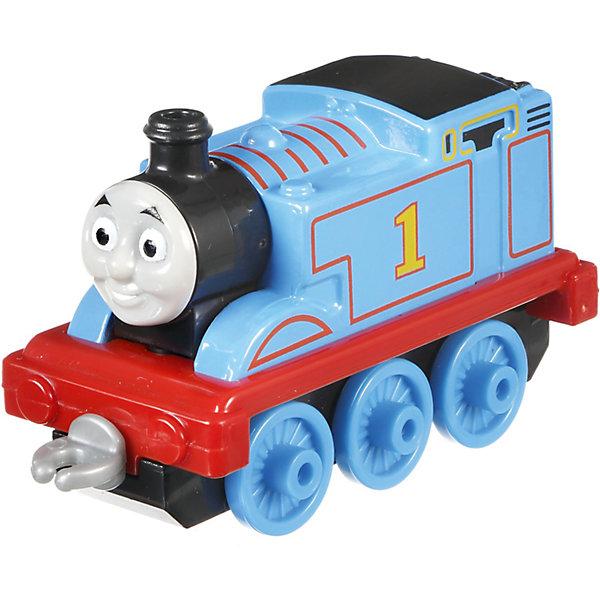Маленький паровозик, Томас и его друзьяПопулярные игрушки<br>Маленький паровозик, Томас и его друзья.<br><br>Характеристики:<br><br>• Материал: пластик, металл<br>• Размер упаковки: 13х11,5х3 см.<br>• Вес: 280 гр.<br><br>Маленький паровозик Томас создан по мотивам мультфильма Томас и его друзья, невероятно популярного среди миллионов детей во всем мире. Паровозик отличается высокой степенью детализации и соответствия своему экранному прототипу. Надежные пластиковые соединения позволяют присоединять к паровозику вагончики, тендеры и другие паровозики из серии «Томас и друзья». <br><br>Игрушка станет отличным подарком для поклонников мультсериала «Томас и друзья», а также для любителей железных дорог! Паровозик изготовлен из высококачественных материалов, используемые красители не содержат токсичных компонентов и полностью безопасны для здоровья ребенка.<br><br>Маленький паровозик, Томас и его друзья можно купить в нашем интернет-магазине.<br>Ширина мм: 145; Глубина мм: 101; Высота мм: 40; Вес г: 100; Возраст от месяцев: 36; Возраст до месяцев: 120; Пол: Мужской; Возраст: Детский; SKU: 5440308;