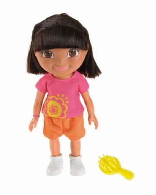 Кукла Даша из серии  Приключения каждый день , Fisher Price, Даша-путешественница, артикул:5440324 - Даша-путешественница
