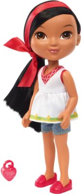 Кукла Найя, Fisher Price, Даша и друзья, артикул:5440328 - Даша-путешественница