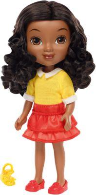 Кукла Эмма, Fisher Price, Даша и друзья, артикул:5440329 - Даша-путешественница