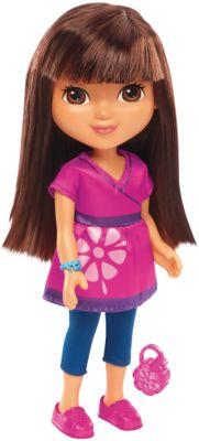 Кукла Даша, Fisher Price, Даша и друзья, артикул:5440330 - Даша-путешественница