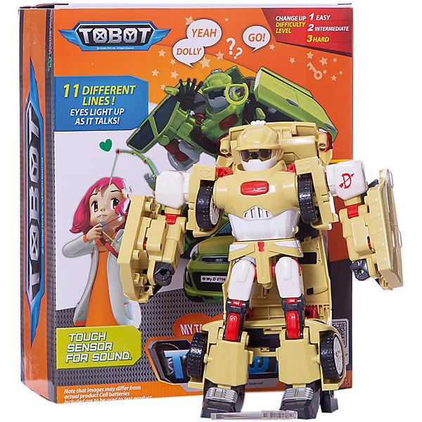 Купить Фигурка-трансформер Young Toys Тобот D, Китай, Мужской