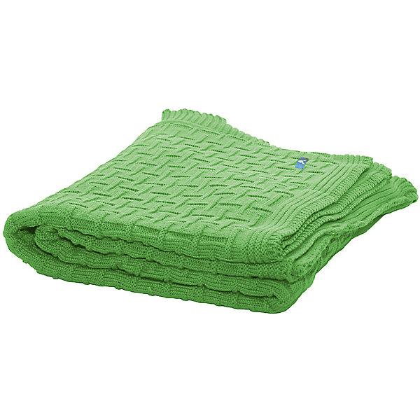 Плед хб вязаный, 70х90, Wallaboo, зеленыйПледы и покрывала<br>Характеристики:<br><br>• объемная ажурная вязка;<br>• плед сохраняет тепло, исключает перегрев малыша;<br>• допустима ручная стирка при температуре 30 градусов;<br>• материал: 100% шесть мериноса;<br>• размер пледа: 70х90 см;<br>• размер упаковки: 25х23х4 см;<br>• вес: 350 г.<br><br>Вязаный плед Wallaboo нежно окутывает малыша, сохраняет тепло, создает мягкое прикосновение. Плед изготовлен из шерсти мериноса, кожа ребенка под таким пледом остается сухой, малыш не потеет. Ажурная вязка придает пледу нарядный вид.<br><br>Плед хб вязаный, 70х90, Wallaboo, зеленый можно купить в нашем интернет-магазине.<br>Ширина мм: 800; Глубина мм: 800; Высота мм: 50; Вес г: 500; Возраст от месяцев: 0; Возраст до месяцев: 12; Пол: Унисекс; Возраст: Детский; SKU: 5445069;