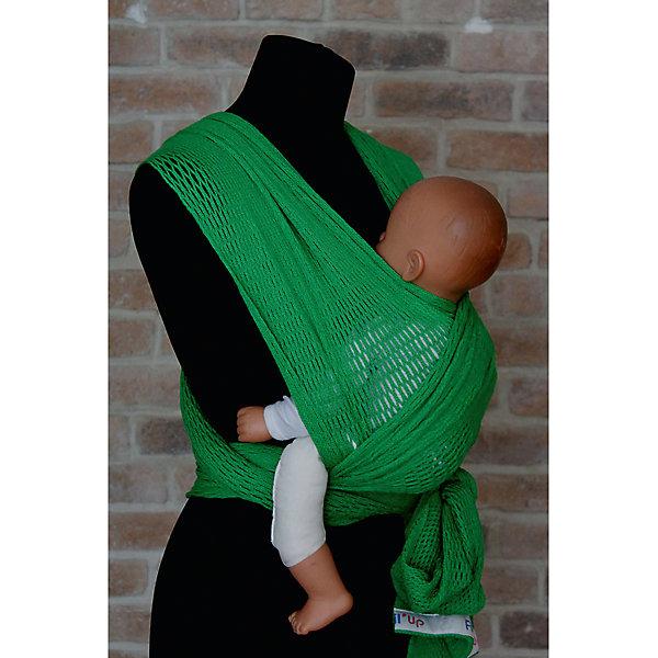 Слинг-шарф из хлопка плетеный размер l-xl, Филап, Filt, зеленыйСлинги<br>Характеристики:<br><br>• разработан совместно с врачами-ортопедами;<br>• обеспечивает оптимальную поддержку ребенка;<br>• легко наматывается;<br>• два способа намотки: «простой крест» и «двойной крест»;<br>• равномерно распределяет нагрузку на спину;<br>• основное положение: лицом к маме;<br>• подходит для автоматической стирки при температуре 30 градусов;<br>• сумочка в комплекте;<br>• цвет: зеленый;<br>• материал: хлопок;<br>• возраст ребенка: 3 месяца-2 года (до 15 кг);<br>• размер слинга: 4,8х0,5 м;<br>• размер упаковки: 24х26х7 см;<br>• вес: 430 грамм;<br>• страна бренда: Франция.<br><br>Слинг-шарф FilUp - прекрасный вариант для любого сезона. Главная особенность модели - сетчатое плетение из натурального хлопка. Такой вид полотна не позволит ребенку перегреться за счет отсутствия дополнительного слоя ткани, свойственного для обычных слингов.<br><br>Возможны три положения ребенка в слинге: лицом к маме, на боку и за спиной. Полотно слинг-шарфа легко растягивается и обладает необходимой упругостью для правильной посадки ребенка.<br><br>Концы слинга сделаны более узкими, чтобы вы могли убрать лишнюю ткань. Средняя, более широкая часть поддерживает ножки ребенка в позе «лягушки», что немаловажно для правильного развития тазобедренных суставов. <br><br>Слинг-шарф подходит для ручной и автоматической стирки при температуре 30 градусов.Длина полотна - 4,8 метра. Ширина полотна - 0,5 метра. Подходит для детей от 3-4-х месяцев до 1,5-2-х лет (весом до 15 килограммов).В комплект входит сумочка-авоська, которая подойдет для бутылочек, салфеток и прочих необходимых предметов.<br><br>Слинг-шарф из хлопка плетеный размер l-xl, Филап, Filt (Филт), зеленый можно купить в нашем интернет-магазине.<br>Ширина мм: 800; Глубина мм: 800; Высота мм: 50; Вес г: 500; Возраст от месяцев: 0; Возраст до месяцев: 12; Пол: Унисекс; Возраст: Детский; SKU: 5445095;