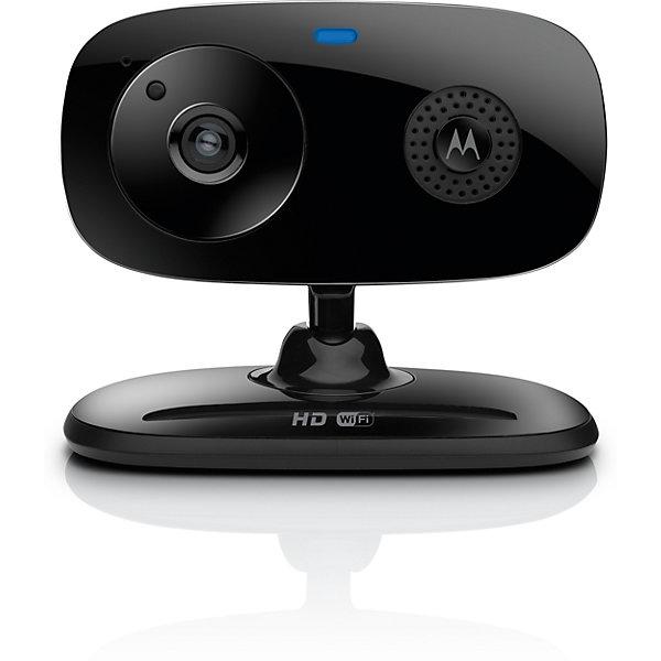 Цифровая видеокамера Motorola Focus 66-B, черныйВидеоняни<br>Характеристики:<br><br>• формат камеры: HD 720P;<br>• датчик движения;<br>• датчик комнатной температуры;<br>• ИК ночной режим;<br>• радиус действия: до 300 м;<br>• двусторонняя связь;<br>• встроенные колыбельные мелодии;<br>• возможность регулировать положение камера, угла наклона;<br>• детский блок работает от сети 220В;<br>• детский блок устанавливается на столе или тумбочке;<br>• цифровое масштабирование;<br>• размер упаковки: 25х18х8 см;<br>• вес: 390 г.<br><br>Цифровую видеокамеру Motorola Focus 66-B, черный можно купить в нашем интернет-магазине.<br>Ширина мм: 230; Глубина мм: 160; Высота мм: 84; Вес г: 400; Возраст от месяцев: 4; Возраст до месяцев: 36; Пол: Унисекс; Возраст: Детский; SKU: 5445333;