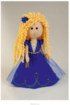 Набор для изготовления игрушки  Златовласка , Перловка, артикул:5445431 - Рукоделие и поделки