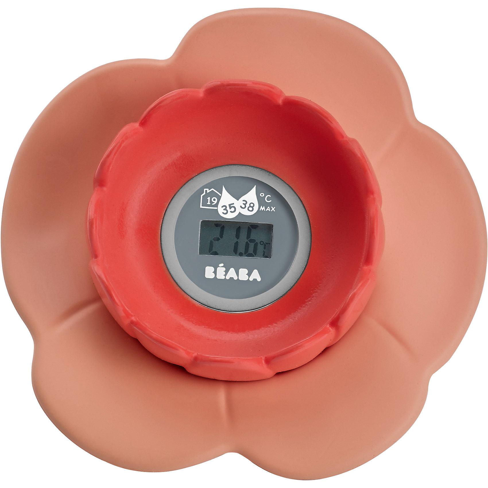 BEABA Цифровой термометр LOTUS, Beaba, бежевый