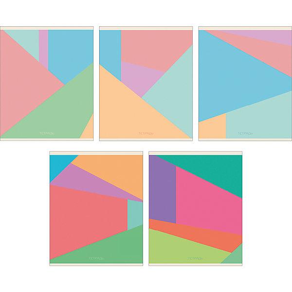 Комплект тетрадей Оттенки (10 шт), 48 листов, Канц-ЭксмоТетради<br>Характеристики комплекта тетрадей Оттенки:<br><br>• размеры: 20.2х16.3х3.5 см<br>• количество листов: 48 шт.<br>• разлиновка: клетка<br>• формат: А 5 <br>• комплектация: тетрадь<br>• бумага: офсет, плотностью 60 г/м2.<br>• обложка: мелованный картон, выборочный лак.<br>• бренд: Канц-Эксмо<br>• страна бренда: Россия<br>• страна производителя: Россия<br><br>Комплект тетрадей Оттенки от производителя Канц-Эксмо выполнен в формате А5. Количество листов 48, тетради в клетку с полями. Крепление: скрепка. Обложка у изделий плотная - мелованный картон, выборочный лак <br><br>Комплект тетрадей Оттенки от производителя Канц-Эксмо можно купить в нашем интернет-магазине.<br>Ширина мм: 202; Глубина мм: 165; Высота мм: 40; Вес г: 103; Возраст от месяцев: 72; Возраст до месяцев: 2147483647; Пол: Унисекс; Возраст: Детский; SKU: 5448420;