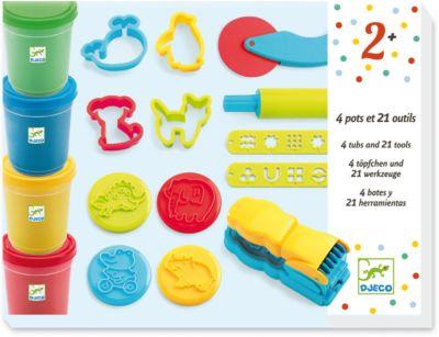 Набор для творчества с пластилином, DJECO, артикул:5448834 - Товары для лепки