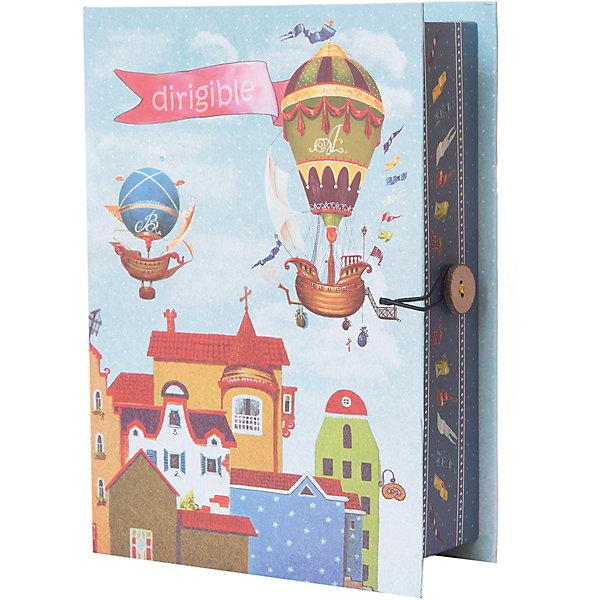 Феникс-Презент Коробка подарочная Дирижабли в лето,