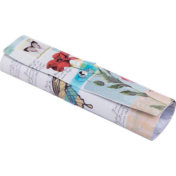 Фото - Феникс-Презент Пенал-органайзер Бабочки, для хранения мелких предметов, Феникс-Презент пенал dakine lunch box 5 l augusta
