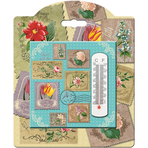 Фотография товара термометр декоративный, в корпусе из доломитовой керамики, Феникс-Презент (5449746)