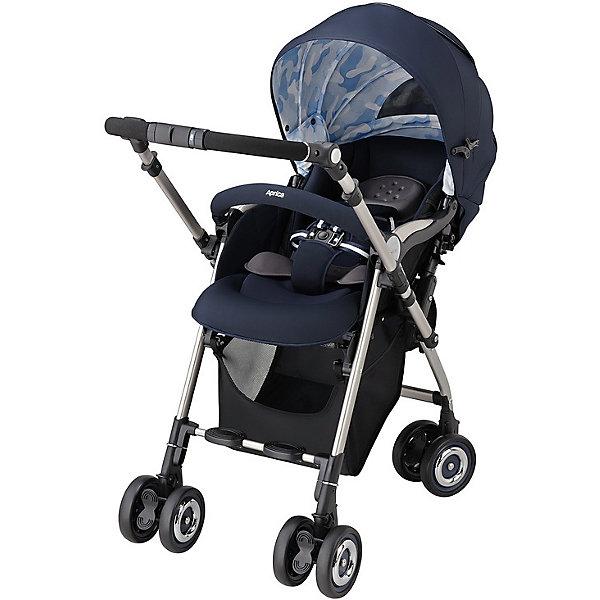 Aprica Прогулочная коляска Soraria 2015, Aprica, синий прогулочные коляски aprica magical air plus