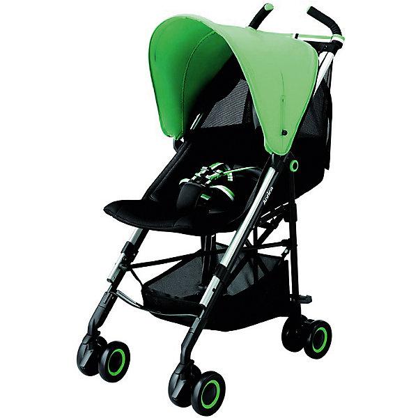 Коляска-трость Aprica STICK Emerald Green, морскойКоляски-трости<br>Характеристики коляски Aprica STICK<br><br>Прогулочный блок: <br><br>• регулируемые по длине 5-ти точечные ремни безопасности;<br>• регулируемый наклон спинки, угол наклона 110-140 градусов;<br>• глубокий капюшон оснащен широким солнцезащитным козырьком;<br>• на капюшоне находится смотровое окошко;<br>• материал: пластик, полиэстер;<br>• высота сиденья от земли: 50 см.<br><br>Шасси коляски: <br><br>• сдвоенные колеса коляски, 4 пары, всего 8 шт.;<br>• передние колеса поворотные с блокировкой;<br>• тип тормоза: ножной;<br>• механизм складывания: трость;<br>• коляска складывается и раскладывается одной рукой;<br>• рама складывается вместе с прогулочным блоком;<br>• коляска оснащена плечевым ремнем для переноски на плече в сложенном виде;<br>• материал рамы: алюминий.<br><br>Размер коляски: 49х86х105 см<br>Размер коляски в сложенном виде: 32х26х99 см<br>Вес коляски: 5,9 кг<br><br>Комплектация:<br><br>• прогулочная коляска STICK;<br>• инструкция. <br><br>Коляску-трость STICK Emerald Green, Aprica, цвет морской можно купить в нашем интернет-магазине.<br>Ширина мм: 550; Глубина мм: 380; Высота мм: 1070; Вес г: 5900; Возраст от месяцев: 0; Возраст до месяцев: 36; Пол: Унисекс; Возраст: Детский; SKU: 5451748;