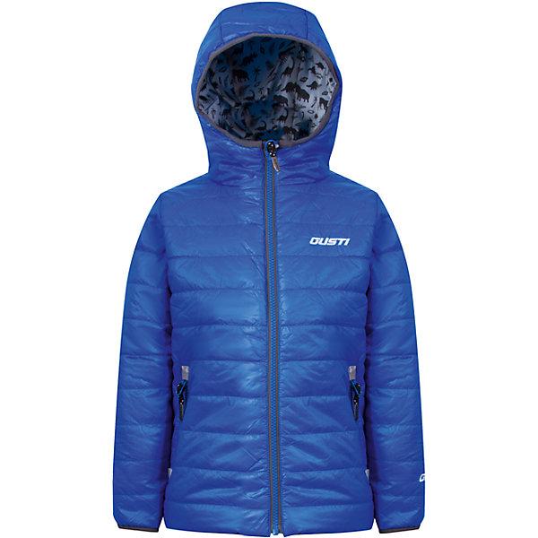 Куртка для мальчика GustiВерхняя одежда<br>Характеристики товара:<br><br>• цвет: голубой<br>• состав: 100% полиэстер, полиуретановое покрытие, подкладка - 100% полиэстер<br>• наполнитель: 100 гр teck polifill<br>• температурный режим: от +5° С до +15° С<br>• водонепроницаемый материал<br>• капюшон<br>• карманы<br>• водонепроницаемость: 2000 мм<br>• паропроницаемость: 2000 г/м2<br>• комфортная посадка<br>• светоотражающие элементы<br>• молния<br>• подкладка: таффета<br>• демисезонная<br>• страна бренда: Канада<br><br>Эта демисезонная куртка с мембранной технологией поможет обеспечить ребенку комфорт и тепло. Изделие удобно садится по фигуре, отлично смотрится с различным низом и обувью. Куртка модно выглядит, она хорошо защищает от ветра и влаги. Материал отлично подходит для дождливой погоды. Стильный дизайн разрабатывался специально для детей.<br><br>Куртку для мальчика от известного бренда Gusti (Густи) можно купить в нашем интернет-магазине.<br>Ширина мм: 356; Глубина мм: 10; Высота мм: 245; Вес г: 519; Цвет: синий; Возраст от месяцев: 36; Возраст до месяцев: 48; Пол: Мужской; Возраст: Детский; Размер: 104,100,152,140,128,122,120,116,110,98,92; SKU: 5452402;