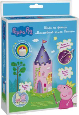 Шьем из фетра  Волшебный замок Пеппы , Peppa Pig, артикул:5453389 - Свинка Пеппа