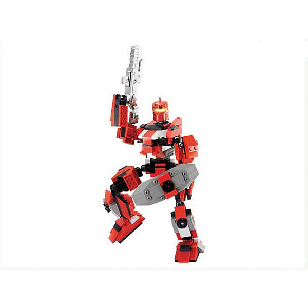 Sluban Конструктор Супер Робот: Гефест, 285 деталей, Sluban sluban 38 6600